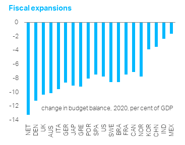 fiscal expansions